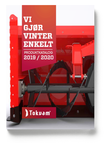 Mock-up Product Catalog Norsk